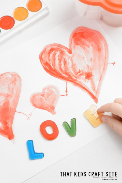 Valentine's Day Crafts for Kids - Fun Valentine Crafts for Kids from Preschoolers to Tweens - ThatKidsCraftSite.com