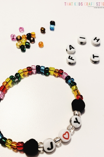 Diffuser Bracelet Craft for Mother's Day