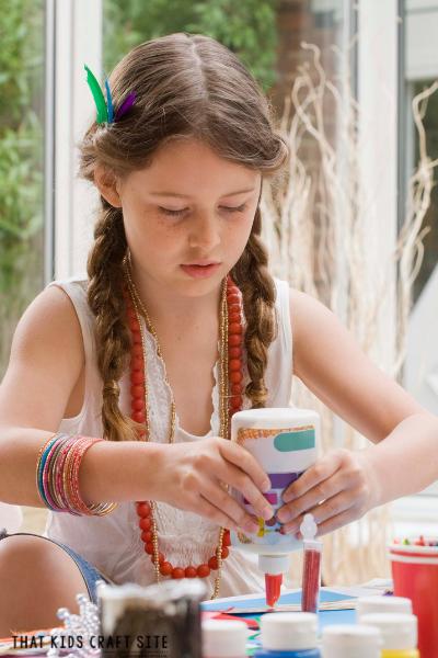 Fun Summer Crafts for Tweens and Teens - ThatKidsCraftSite.com