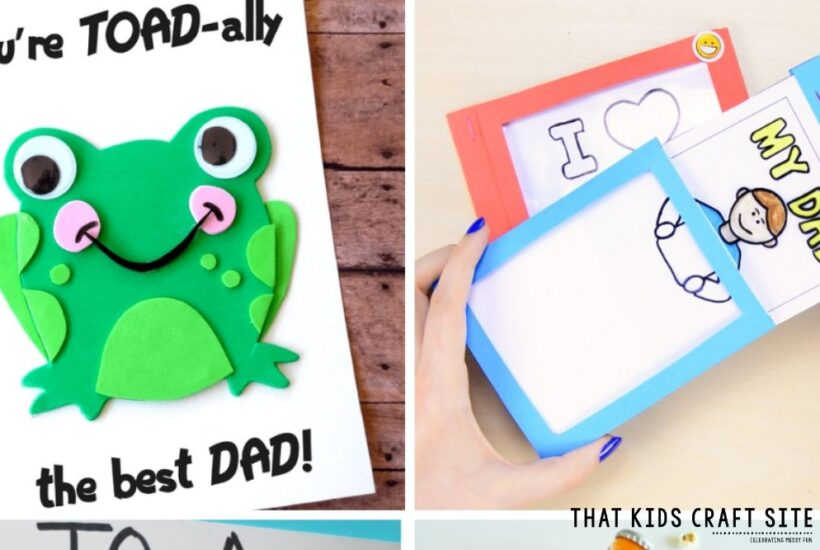 Father's Day Cards for Kids