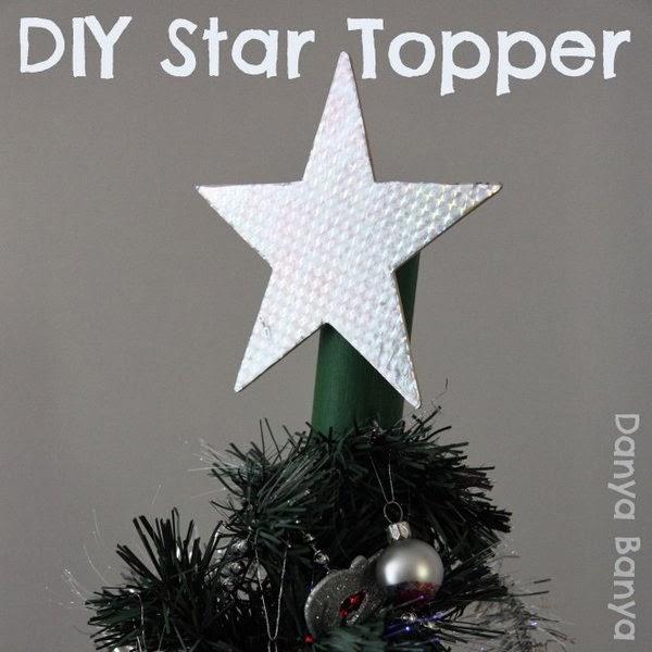 Star Christmas Tree Topper – Danya Banya