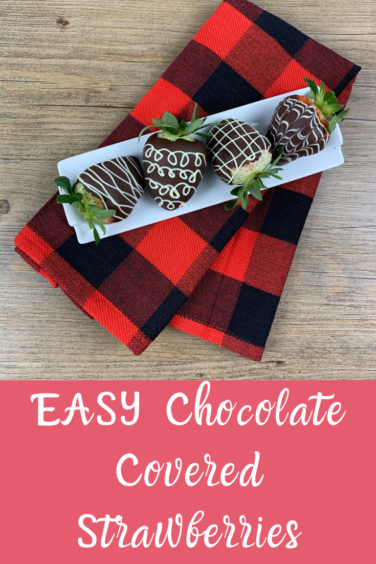 Easy Chocolate Covered Strawberries Recipe - ThatKidsCraftSite.com