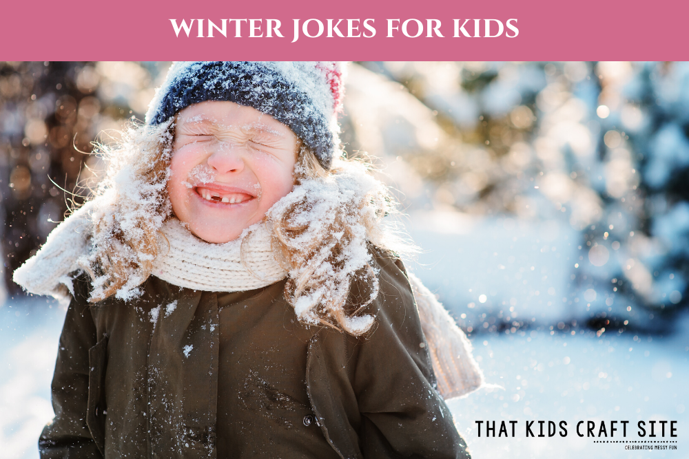 Super Funny Free Printable Lunch Box Winter Jokes for Kids from ThatKidsCraftSite.com