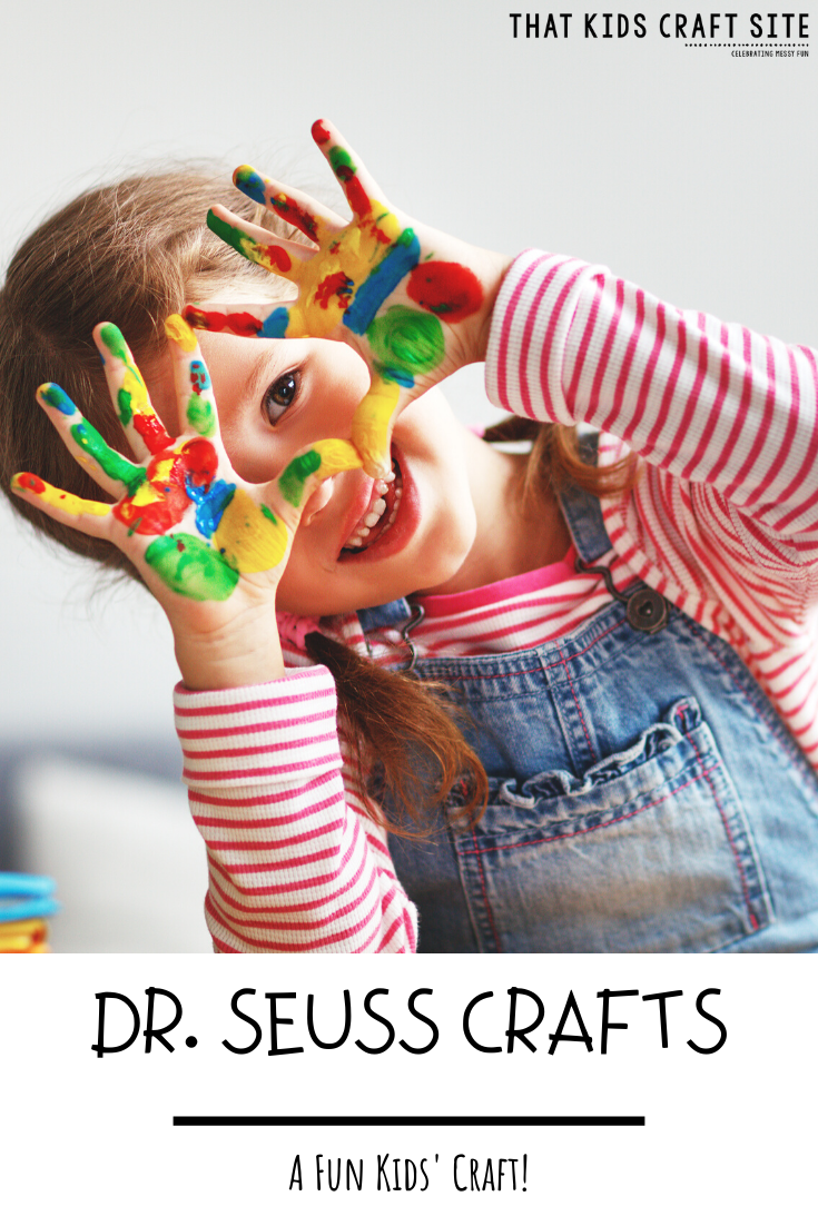 Dr. Seuss Crafts for Kids - ThatKidsCraftSite.com