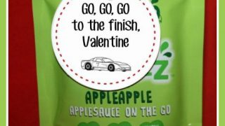 Quick and Easy Valentine for Boys