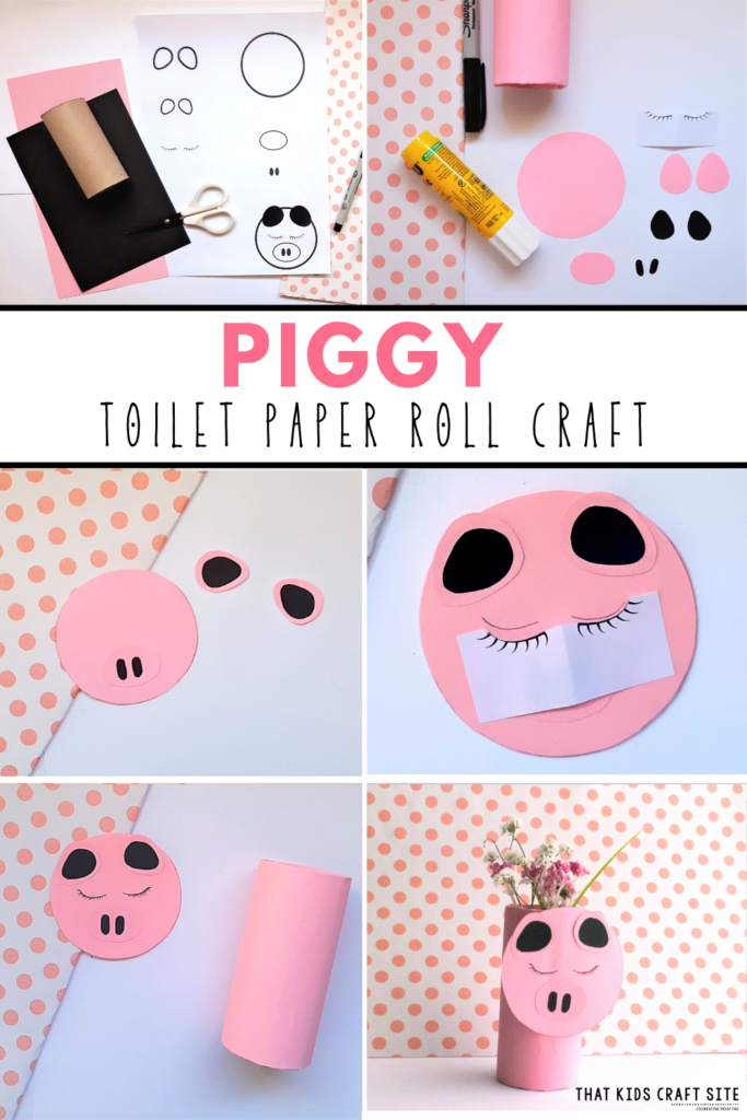Peggy Toilet Paper Roll Craft