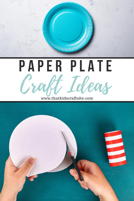 Paper Plate Craft Ideas